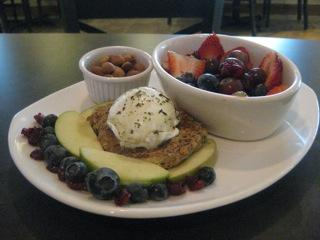 Terra Cafe, Morgantown (2/5)
