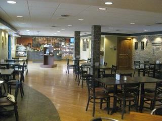Terra Cafe, Morgantown (1/5)
