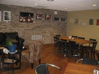 Terra Cafe, Morgantown (3/5)