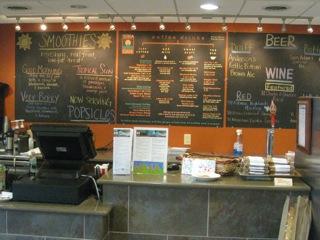 Terra Cafe, Morgantown (5/5)