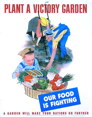 YOUR Victory Garden - Controlling the Food Budget While Getting Good Nutrition! (2/6)